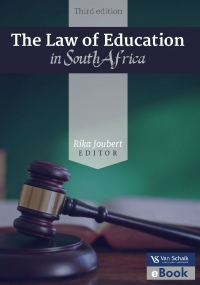 LAW OF EDUCATION IN SA