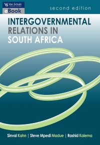 INTERGOVERNMENTAL RELATIONS IN SA