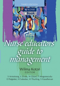 NURSE EDUCATORS GUIDE TO MANAGEMENT
