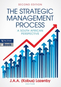 STRATEGIC MANAGEMENT PROCESS : A SA PERSPECTIVE