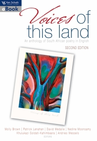 VOICES OF THIS LAND: AN ANTHOLOGY OF SA POETRY IN ENGLISH