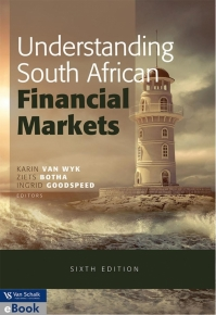 UNDERSTANDING SA FINANCIAL MARKETS
