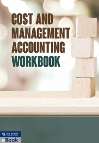 COST AND MANAGEMENT ACCOUNTING (WORKBOOK)