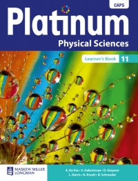 PLATINUM PHYSICAL SCIENCES GR 11 (LEARNERS BOOK)