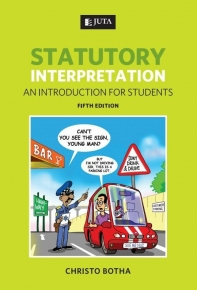 STATUTORY INTERPRETATION: AN INTRODUCTION FOR STUDENTS