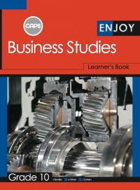ENJOY BUSINESS STUDIES GR 10 (LEARNERS BOOK) (CAPS)