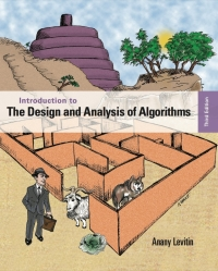 INTRO TO THE DESIGN AND ANALYSIS OF ALGORITHMS