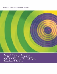 DYNAMIC PHYSICAL EDUCATION FOR ELEMENTARY SCHOOL CHILDREN (PNIE)