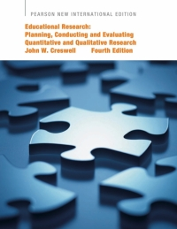EDUCATIONAL RESEARCH: PLANNING CONDUCTING AND EVALUATING QUANTITATIVE AND QUALITATIVE RESEARCH (PNIE