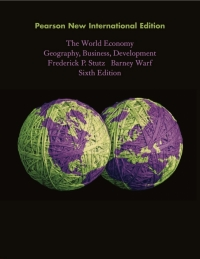 WORLD ECONOMY: GEOGRAPHY BUSINESS DEVELOPMENT (PNIE)