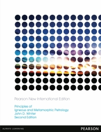 PRINCIPLES OF IGNEOUS AND METAMORPHIC PETROLOGY (PNIE)