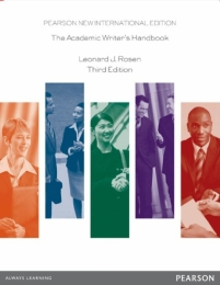 ACADEMIC WRITERS HANDBOOK