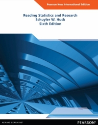 READING STATISTICS AND RESEARCH (PNIE)