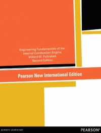 ENGINEERING FUNDAMENTALS OF THE INTERNAL COMBUSTION ENGINE (PNIE)