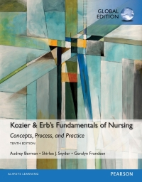 KOZIER AND ERBS FUNDAMENTALS OF NURSING