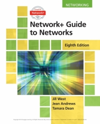 NETWORK + GUIDE TO NETWORKS