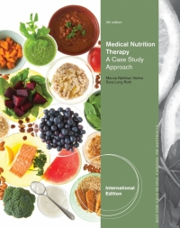 MEDICAL NUTRITION THERAPY: A CASE STUDY APPROACH
