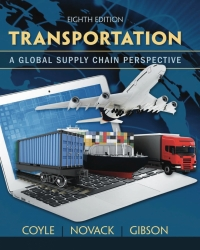 TRANSPORTATION: A GLOBAL SUPPLY CHAIN PERSPECTIVE