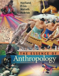 ESSENCE OF ANTHROPOLOGY: AN INTRODUCTION