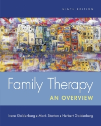 FAMILY THERAPY: AN OVERVIEW