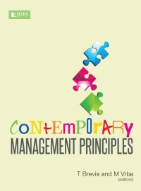 CONTEMPORARY MANAGEMENT PRINCIPLES