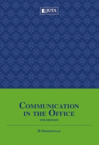 COMMUNICATION IN THE OFFICE