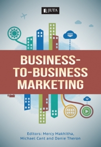 BUSINESS TO BUSINESS MARKETING