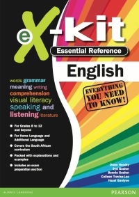 X KIT ESSENTIAL REFERENCE ENGLISH GR 8-12