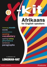 X KIT ESSENTIAL REFERENCE AFRIKAANS FOR ENGLISH SPEAKERS GR 8-12