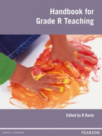 HANDBOOK FOR GR R TEACHING