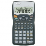 CALCULATOR SHARP SCIENTIFIC 272 FUNCTIONS EL531 BLISTER