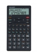 CALCULATOR SHARP FINANCIAL EL-738FB