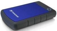 EXTERNAL HARD DRIVE TRANCEND H3 2TB 2.5 INCH 3.0 SPEED BLUE