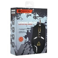CANYON TANTIVE GAMING WIRED MOUSE PROGRAMMABLE