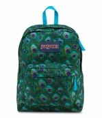BAG BACKPACK SUPERBREAK MULTI PEACOCK