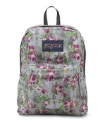 BAG BACKPACK SUPERBREAK MULTI CONCRETE FLORAL