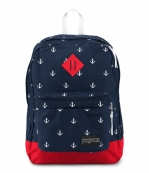BAG BACKPACK SUPER FX-NAVY MOONANCHORS AWAY
