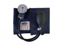 SPHYGMOMANOMETER ANERIOD BP UNIT IN POUCH